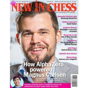 New in Chess Magazine 2019/8