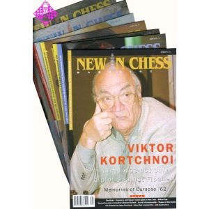 New in Chess Magazine year 2003 / complete