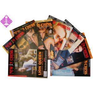 New in Chess Magazine year 2004 / complete