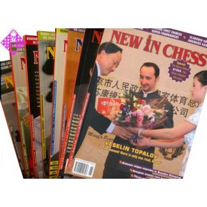 New in Chess Magazine year 2009 / complete