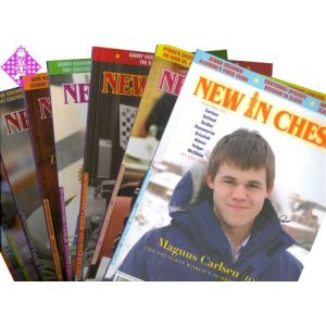 New in Chess Magazine year 2010 / complete