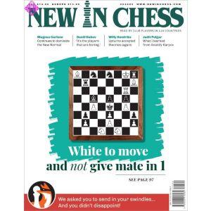 New in Chess Magazine 2020/5