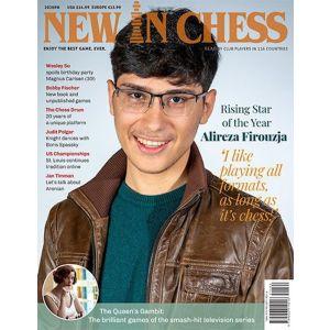 New in Chess Magazine 2020/8