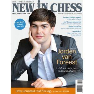 New in Chess Magazine 2021/2