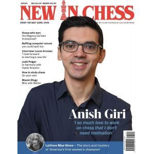 New in Chess Magazine 2021/3