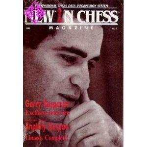 New in Chess Magazine 199203