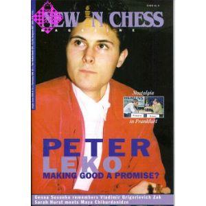 New in Chess Magazine 199905