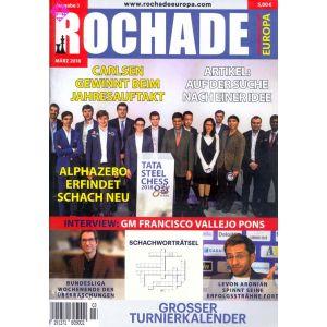 Rochade Europa / März 2018