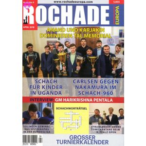 Rochade Europa / April 2018