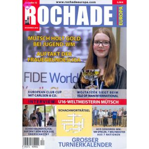 Rochade Europa / Dezember 2018