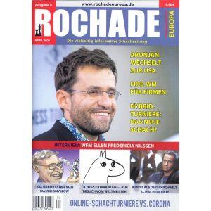 Rochade Europa / April 2021