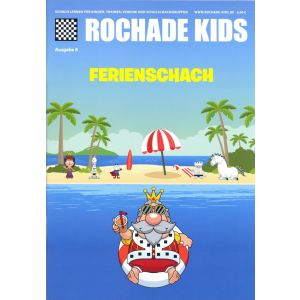Rochade Kids - Ausgabe 8