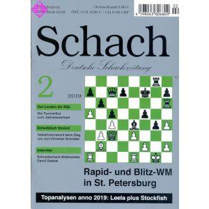 Schach 02 / 2019