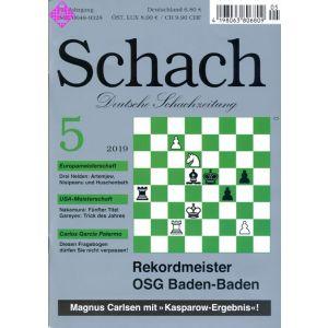Schach 05 / 2019