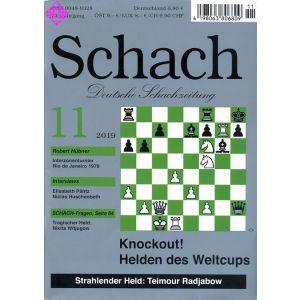 Schach 11 / 2019