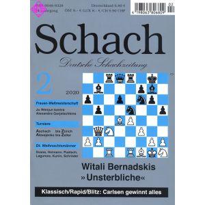 Schach 02 / 2020