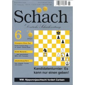 Schach 6 / 2021