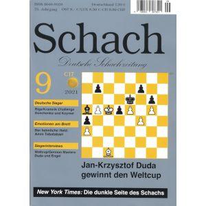 Schach 9 / 2021