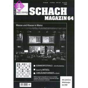 Schach Magazin 64 - 2009/09 200909
