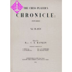 The Chess Player's Chronicle 1878
