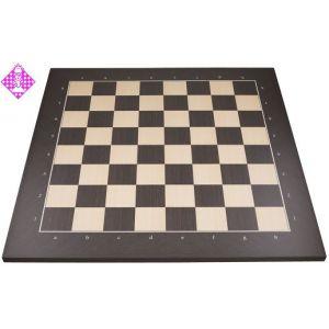 Schachbrett Wenge de Luxe Diagonal, FG 50 mm