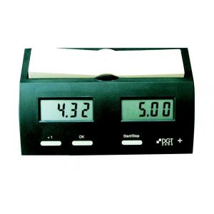 DGT 2000 plus, Kunststoffgehäuse / schwarz mit opt