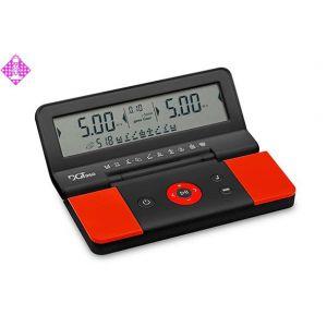 DGT 960 Schachuhr, schwarz/rot
