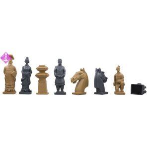 Kassette / Figuren Chinesen