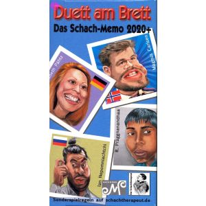 """""""Duett am Brett"""" (Schach-Memory)"""
