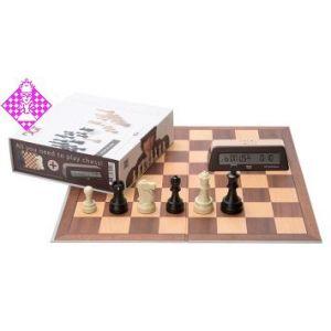 Chess Starter Box Braun