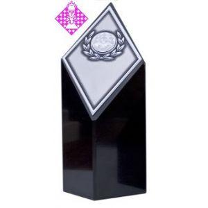 Marmor-Ständer, 21 cm