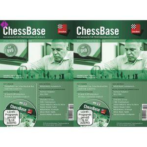 ChessBase Magazin Abo 180 - 182