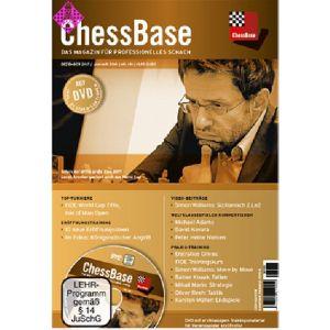 ChessBase Magazin Abo 181 - 186