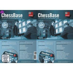 ChessBase Magazin Abo 182 - 184