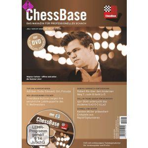 ChessBase Magazin Abo 196 - 201