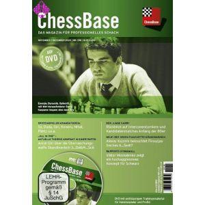 ChessBase Magazin Abo 198 - 203