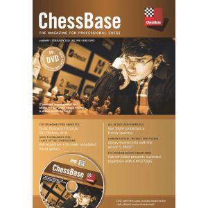 ChessBase Magazin Abo 199 - 204