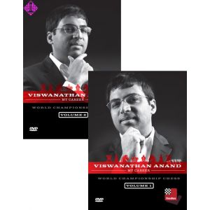 Viswanathan Anand: My Career 1+2