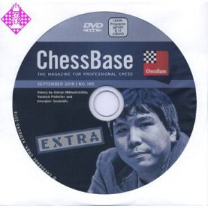 ChessBase Magazin Extra 185