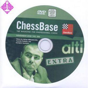 ChessBase Magazin Extra 186
