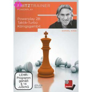 Power Play 28 - Taktik-Turbo Königsgambit