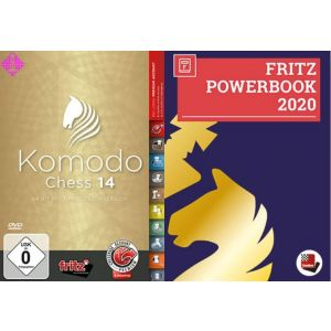 Komodo Chess 14 mit Powerbook 2020