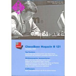 ChessBase Magazin 121 (DVD + Heft) 121