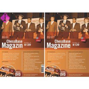 ChessBase Magazin 139 (DVD + Heft)