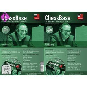 ChessBase Magazin 155 (DVD + Heft)