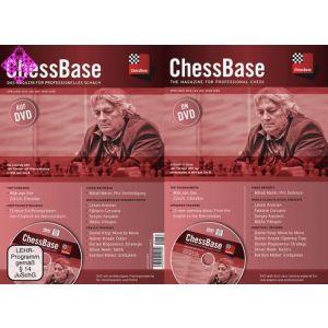 ChessBase Magazin 159 (DVD + Heft)