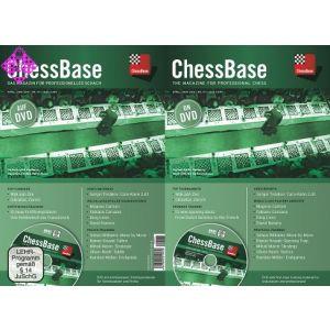 ChessBase Magazin 171 (DVD + Heft)
