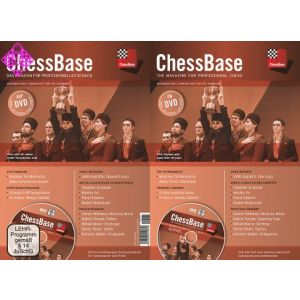 ChessBase Magazin 175 (DVD + Heft)
