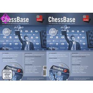 ChessBase Magazin 176 (DVD + Heft)
