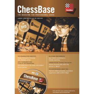 ChessBase Magazin 199 (DVD + Heft)